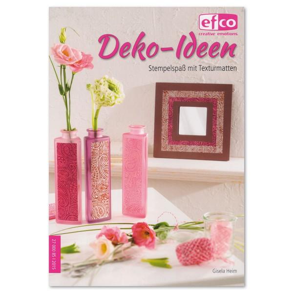 Buch - Deko-Ideen: Stempelspaß mit Texturmatten 36 Seiten, 14,8x21cm, Softcover