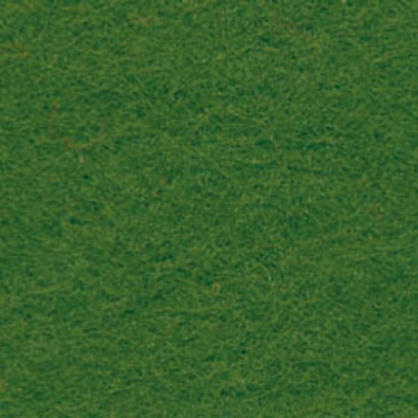 Wollfilz ca. 1-1,2mm 20x30cm blattgrün 100% Wolle