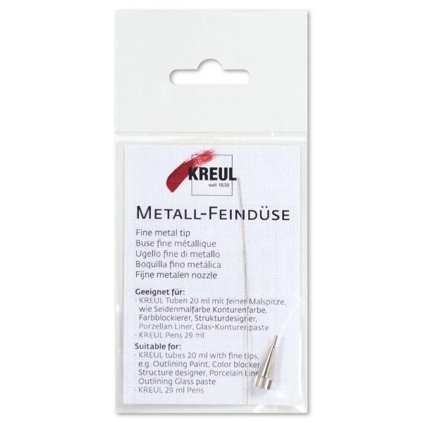 Metalldüse mit Gewinde 0,5mm
