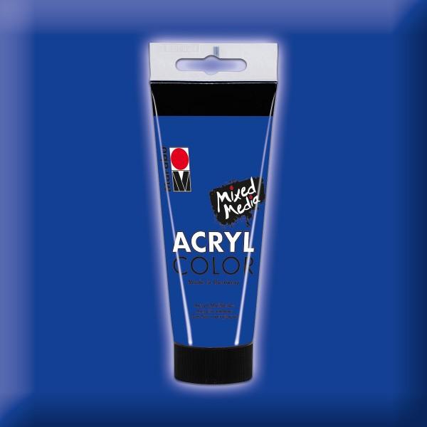 Marabu Acryl Color 100ml ultramarinblau