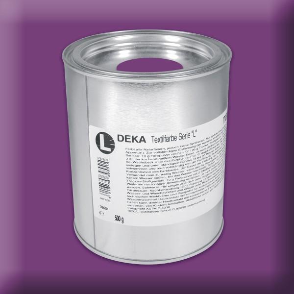 Deka-Serie L Textilfarbe 500g lila