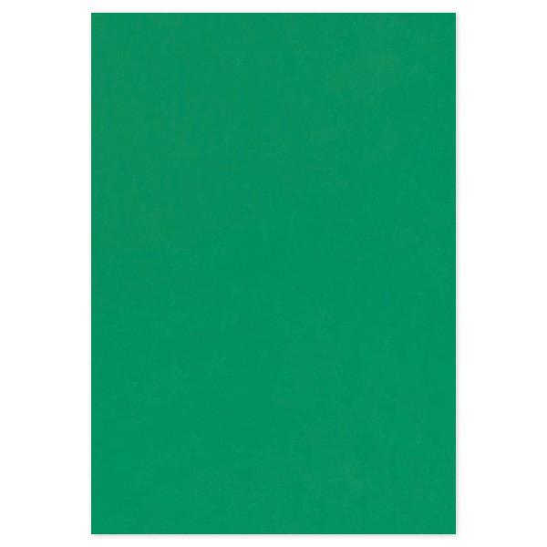 Transparentpapier 70x100cm 25 Bl. dunkelgrün Drachenpapier, 42g/m²