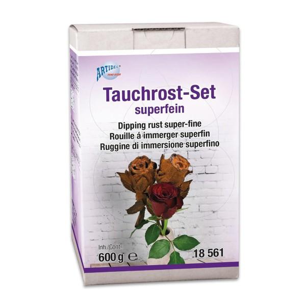 Tauchrost-Set inkl. Haftmedium, Tauchrost, Handschuhe