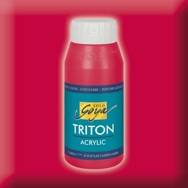 Triton Acrylfarbe 750ml magenta