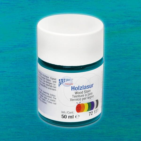 Holzlasur 50ml hellblau