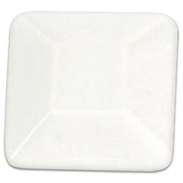 Welte Glanzglasur 1kg zirkon-weiß im Karton, bleifrei