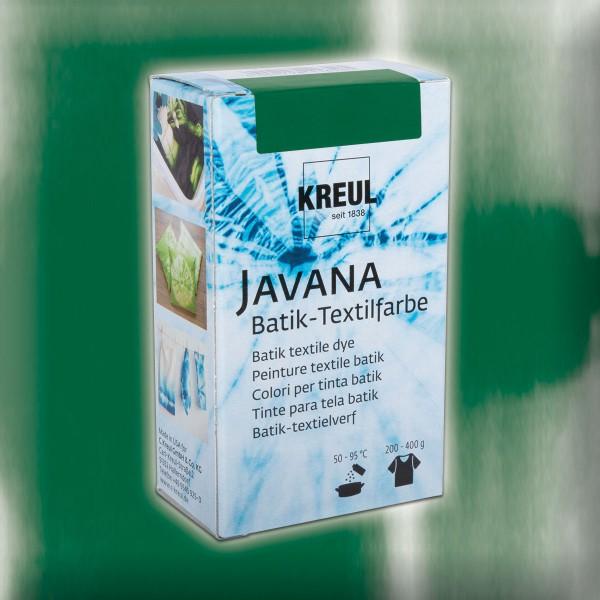 Javana Batik-Textilfarbe 70g dark green