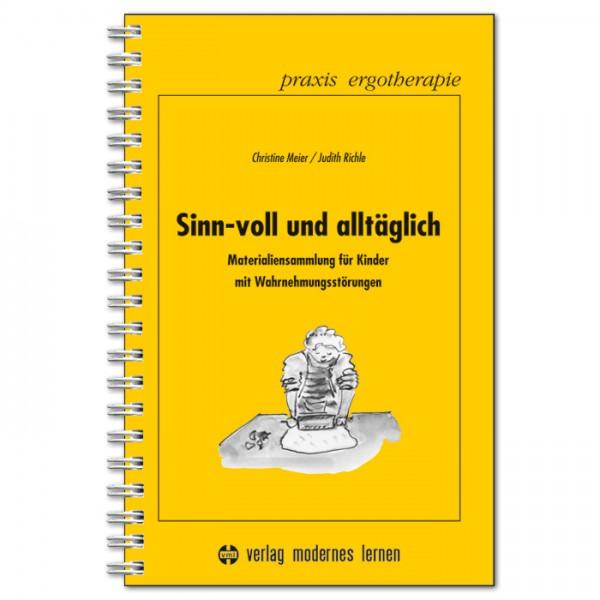 Buch - Sinn-voll und alltäglich 114 Seiten, 17,4x23,1cm, Softcover mit Ringbindung