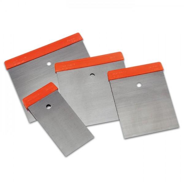 mako Japanspachteln Stahl/Kunststoff 4 St. 5/8/10/12cm