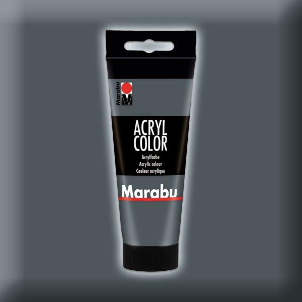 Marabu Acryl Color 100ml dunkelgrau