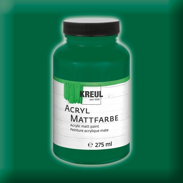 Acryl-Mattfarbe 275ml grün