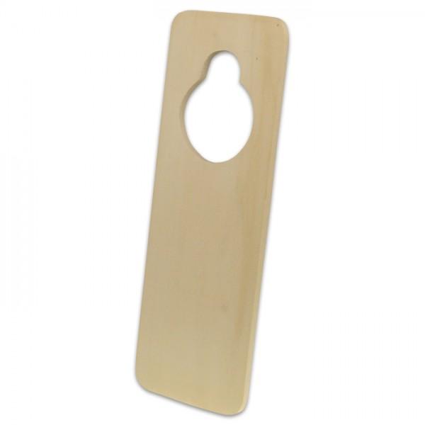 Türschild für die Türklinke 3x230x80mm