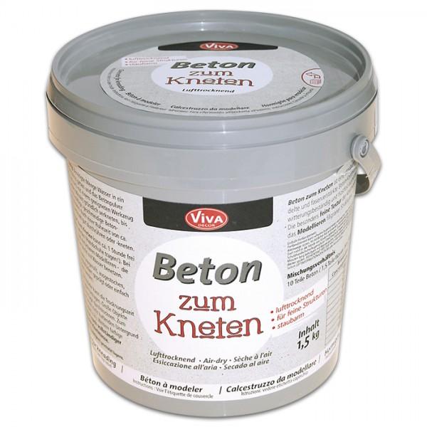 Beton zum Kneten lufttrocknend 1,5kg