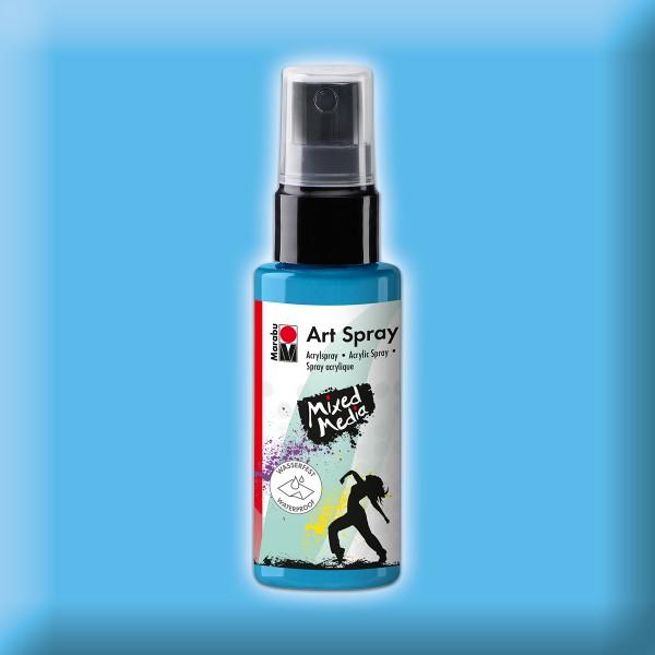 Art Spray Acrylspray 50ml himmelblau