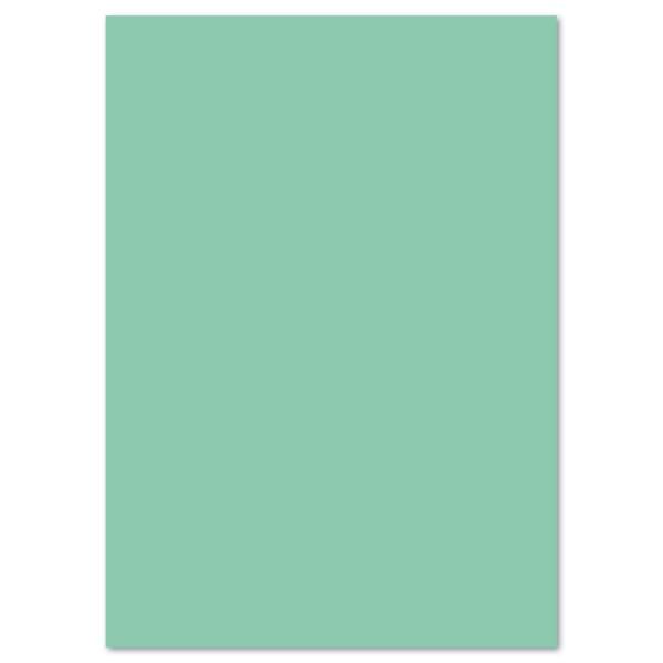 Tonkarton 220g/m² 50x70cm 25 Bl. mint