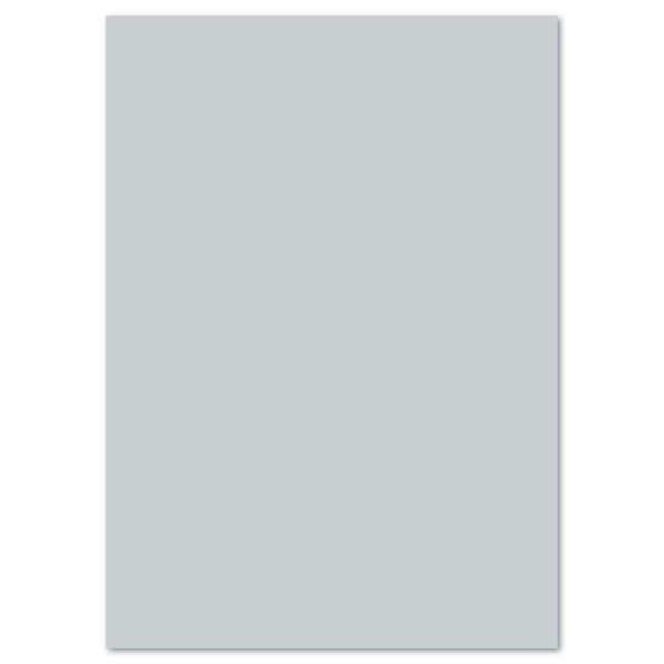 Tonkarton 220g/m² 50x70cm 25 Bl. hellgrau