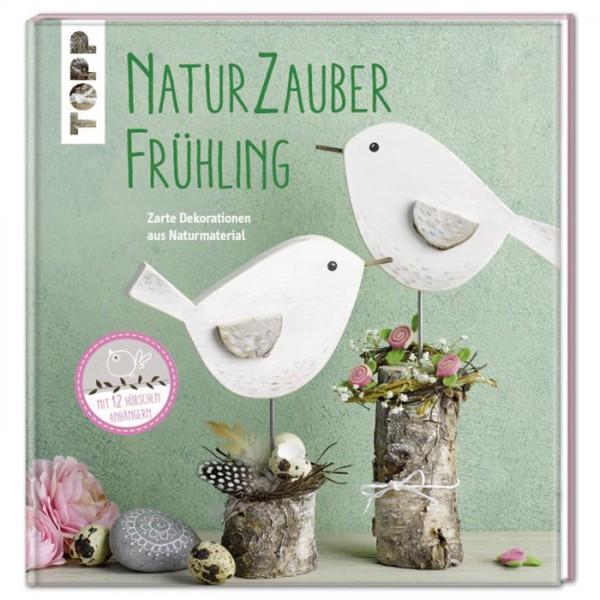 Buch - Naturzauber Frühling 64 Seiten, 22,2x23,5cm, Hardcover