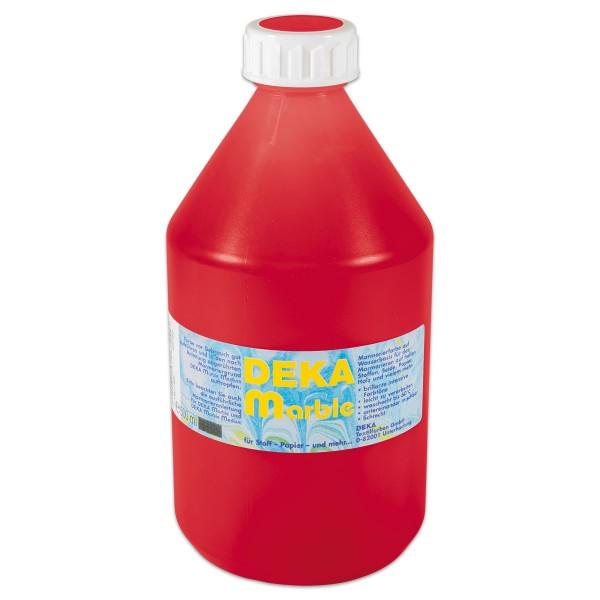 Deka-Marble Marmorierfarbe 500ml karmin