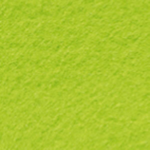 Bastelfilz ca. 1mm 45cm 5m Rolle hellgrün 150g/m², 100% Polyester, klebefleckenfrei
