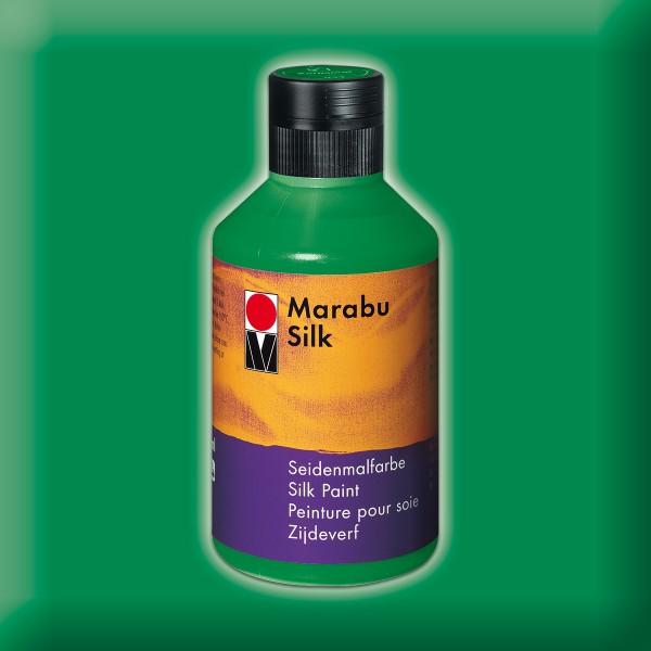 Marabu Silk 250ml saftgrün Seidenmalfarbe