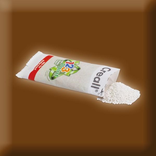 Creall 1-2-3-Paint Nachfüllbeutel 3 St. à 25g braun Plakatfarbe in Pulverform