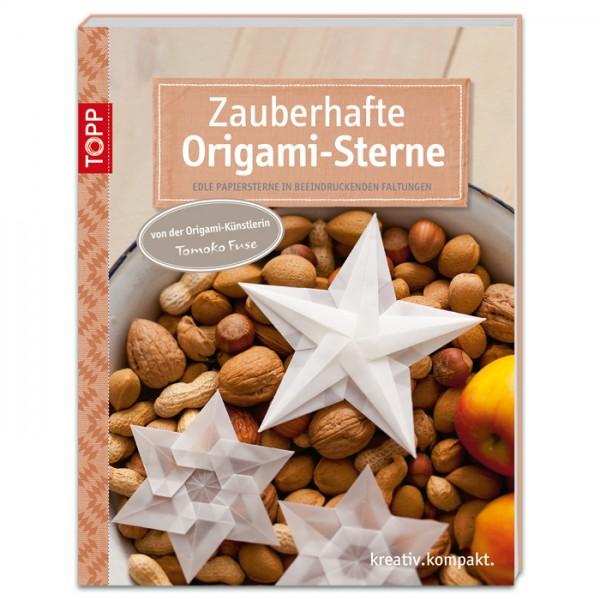 Buch - Zauberhafte Origami-Sterne 64 Seiten, 17x22cm, Softcover
