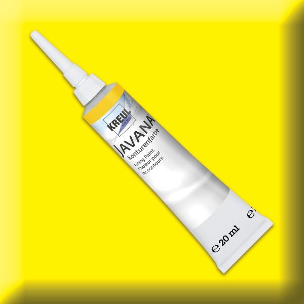 JAVANA Konturenfarbe 20ml gelb