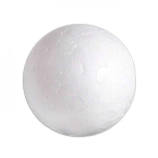 Styropor-Kugel weiß Ø 12cm