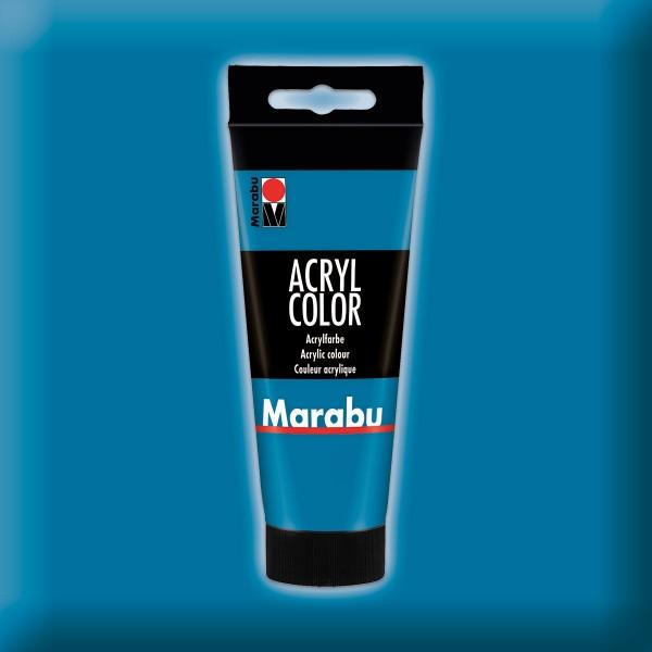Marabu Acryl Color 100ml cyan