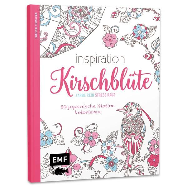 Buch - Inspiration Kirschblüte 64 Seiten, 22x17cm, Softcover