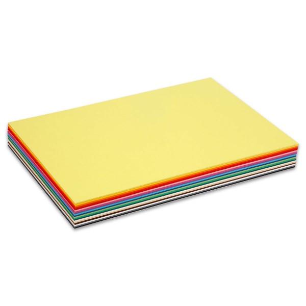 Tonkarton 180g/m² DIN A3 300 Bl./20 Farben