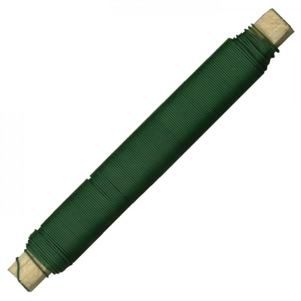 Wickeldraht 0,65mm 39m grün