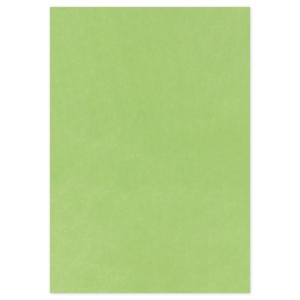 Transparentpapier 70x100cm 25 Bl. hellgrün Drachenpapier, 42g/m²