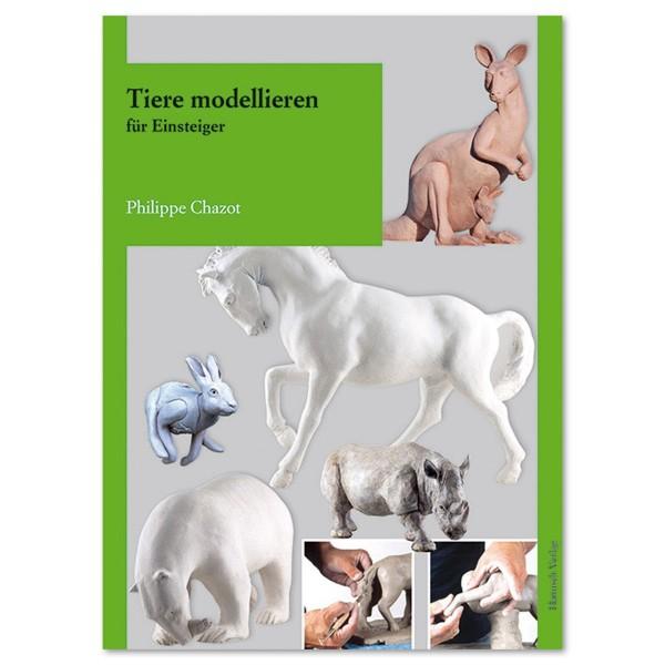 Buch - Tiere modellieren 80 Seiten, 23,3x29cm, Softcover