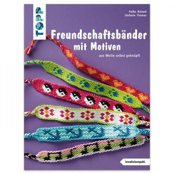 Buch - Freundschaftsbänder mit Motiven 32 Seiten, 17x22cm, Softcover