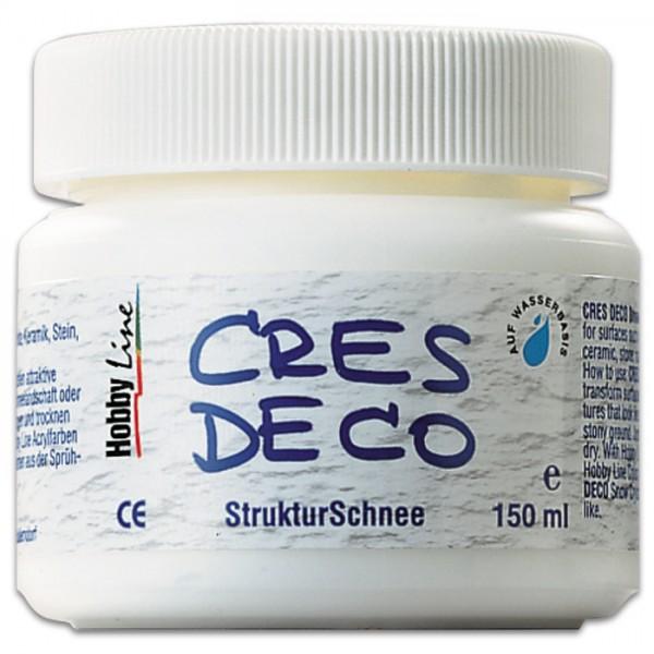 Cres Deko Strukturschnee 500ml