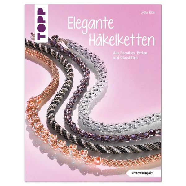 Buch - Elegante Häkelketten 32 Seiten, 16,9x22cm, Softcover