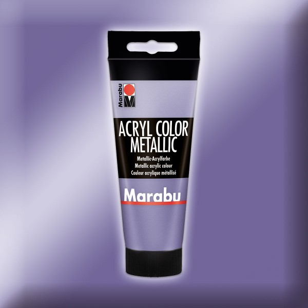 Marabu Acryl Color 100ml metallic-violett
