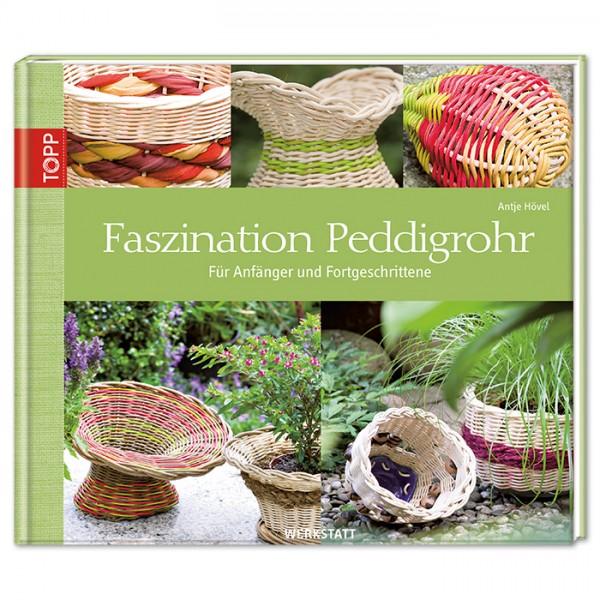 Buch - Faszination Peddigrohr 96 Seiten, 24,5x22,5cm, Hardcover