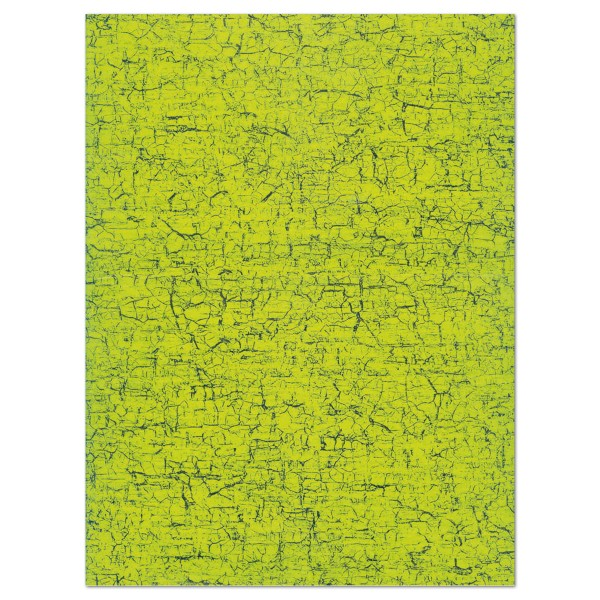 Decoupagepapier hellgrün von Décopatch, 30x40cm, 20g/m²