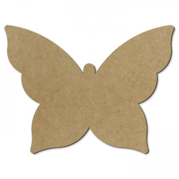 Schmetterling MDF 3mm ca. 36cm