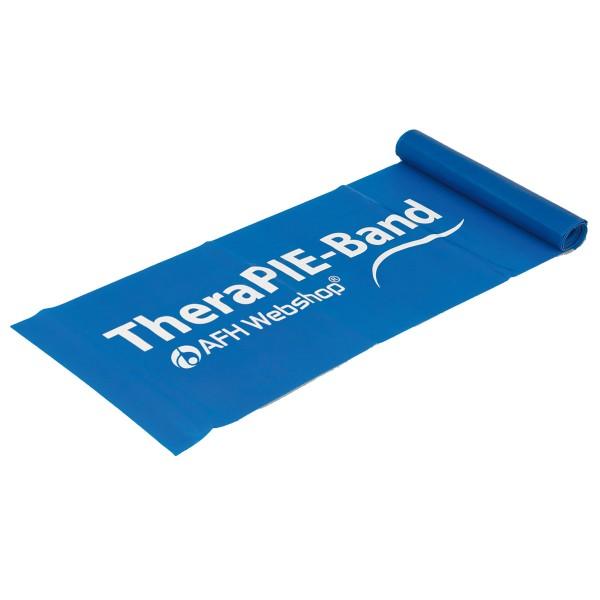 TheraPIE-Band 15x200cm hellblau=leicht Latex
