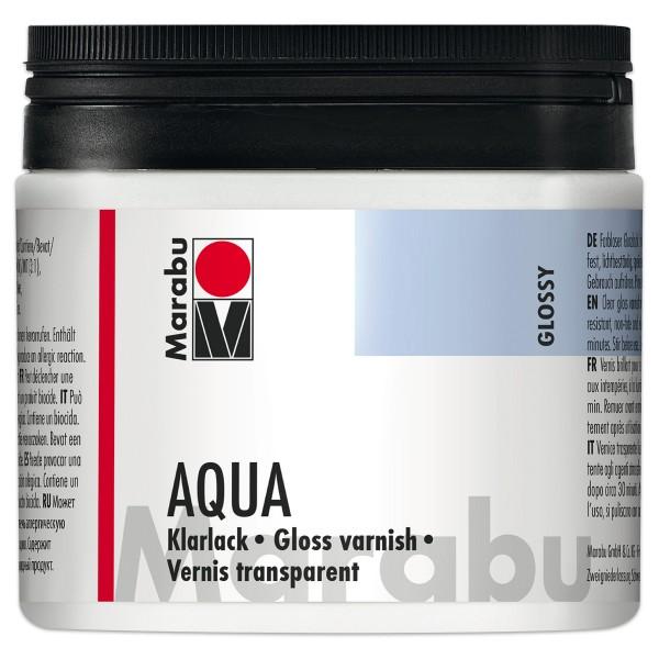 Marabu aqua Klarlack 500ml