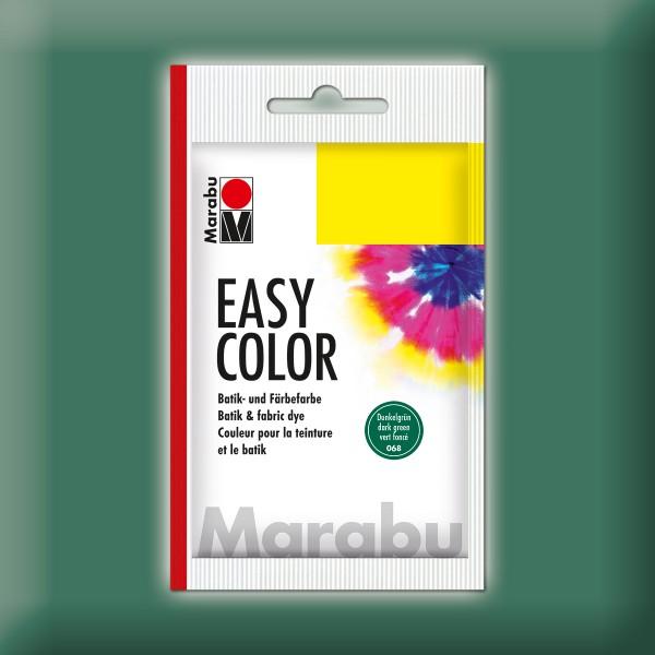Marabu EasyColor Batik-/Textilfarbe 25g dunkelgrün