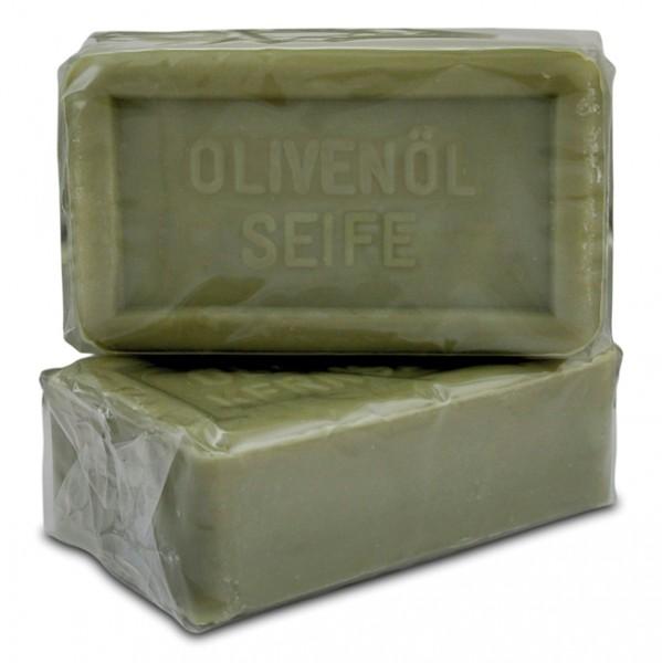 Seife mit Olivenöl zum Filzen 92x32x52mm 150g