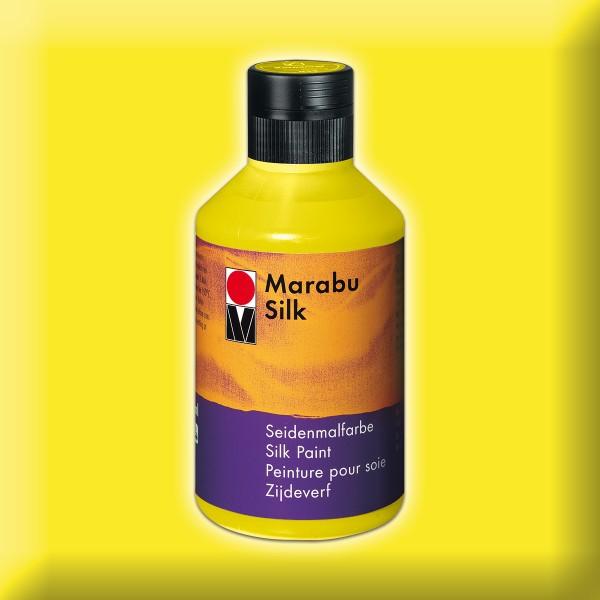 Marabu Silk 250ml zitron Seidenmalfarbe