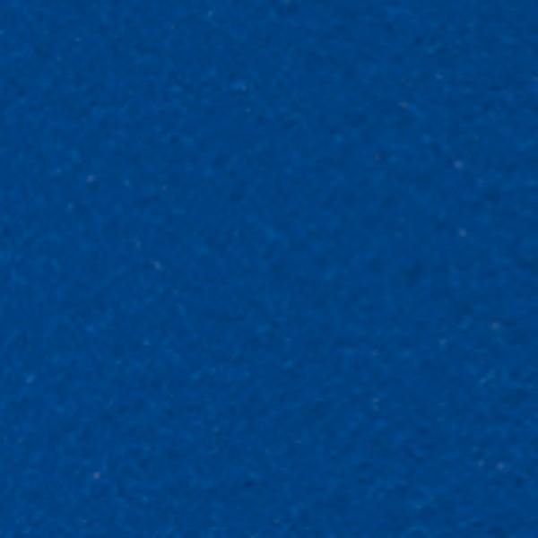 Bastelfilz ca. 1mm 45cm 5m Rolle ultramarin 150g/m², 100% Polyester, klebefleckenfrei