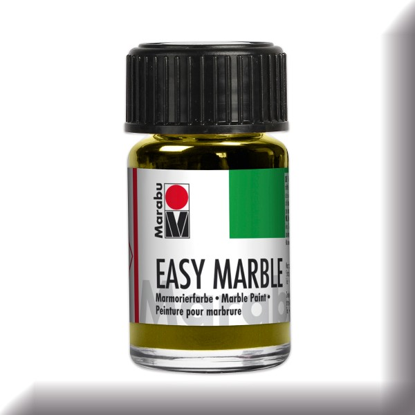 Easy Marble 15ml kristallklar Marmorierfarbe