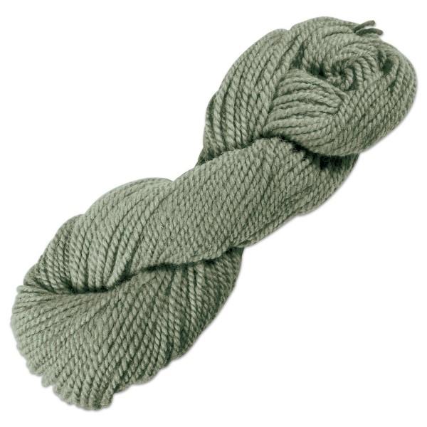Smyrnawolle 100g lindgrün LL 30-32m, 100% Wolle