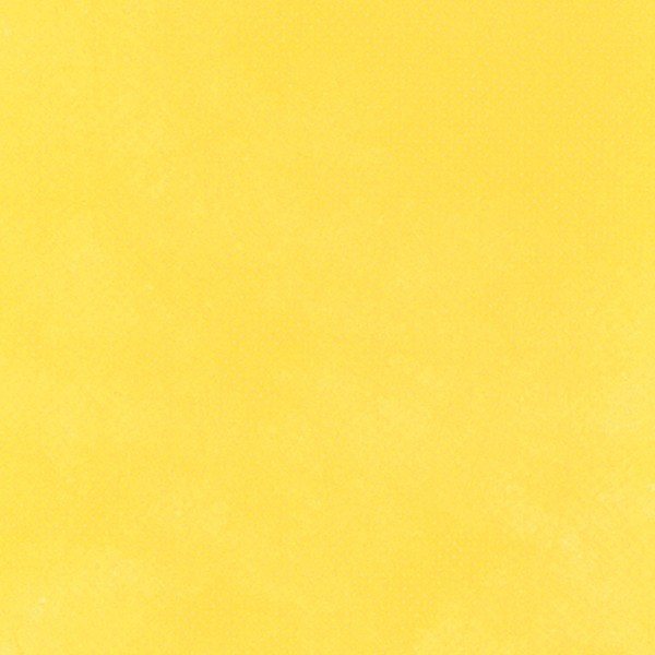 Vlies Uni 25cm sonnengelb 100% Polyester